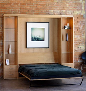 murphy beds can fit anywhere in your home